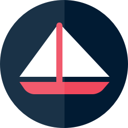 Icon: Sailboat