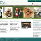 New England Product Trade show Launches New Website with iBec Creative